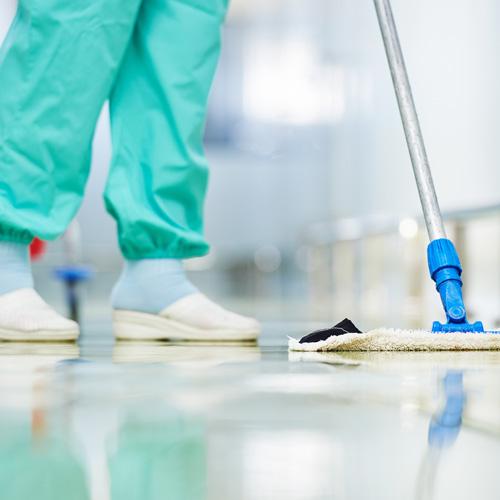 Nettoyage des hôpitaux